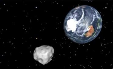 Enorme asteroide pasará cerca de la Tierra el día de Halloween