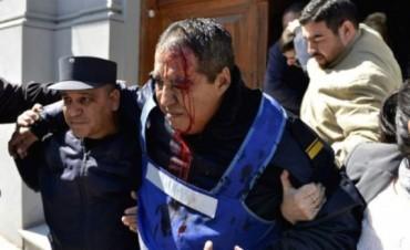 Imputarían a 40 ruralistas por los incidentes frente a Casa de Gobierno