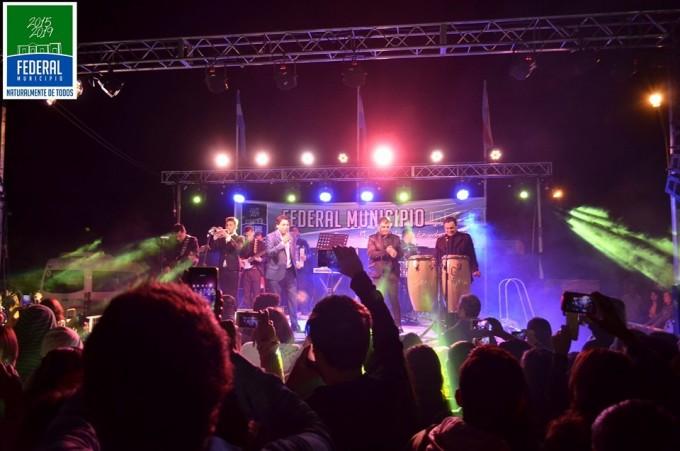 En Colonia Federal: se celebró otra nueva edición de la Fiesta del Ladrillero