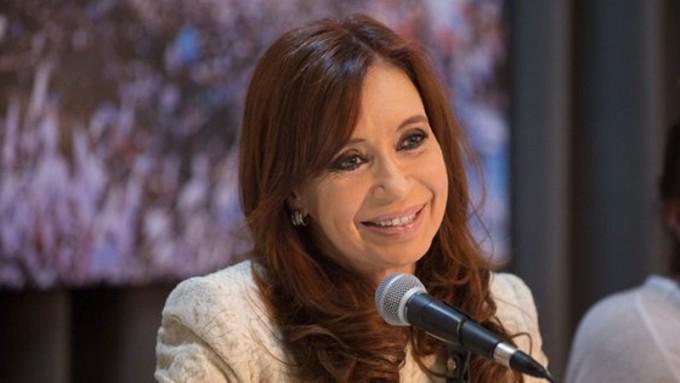 Cristina Kirchner disparó contra