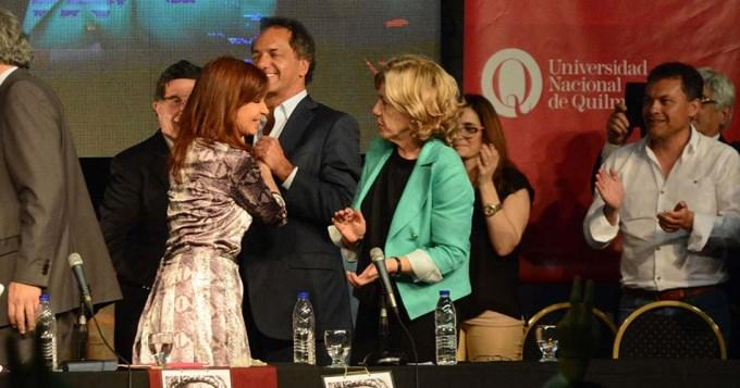 Cristina criticó las cifras de pobreza del INDEC