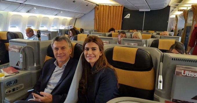 Macri ya está en Roma para reunirse con el papa Francisco