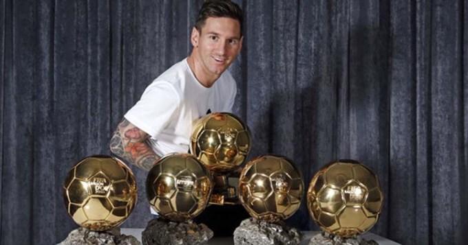 Messi, Agüero, Higuaín y Dybala van por el Balón de Oro