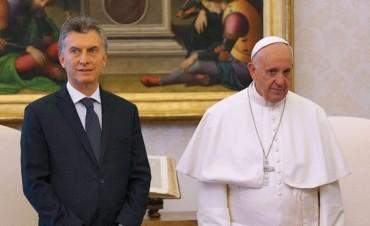 Las idas y vueltas que resintieron la relación del Papa con Macri