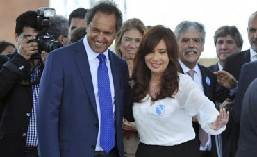 Elecciones 2017: una encuesta le da amplia ventaja a la fórmula Cristina Kirchner-Scioli