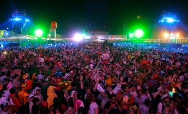 La Fiesta de Disfraces en Paraná volvió a convocar a miles de personas