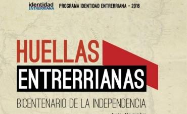 Se habilita la Muestra Huellas Entrerrianas - Bicentenario de la Independencia en el Centro Cultural