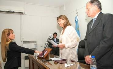 Juró y tomó posesión del cargo una Vocal Titular de la Cámara de Apelaciones del Trabajo de Concordia