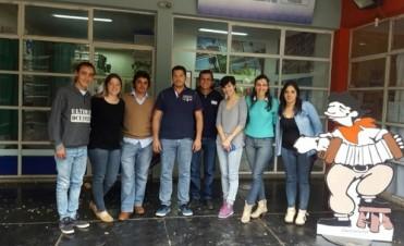 En Federal: se reunió la microregión Raíces de Ñandubay