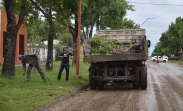 Esta semana habrá recolección de residuos verdes