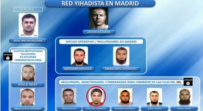 Condenan a terrorista argentino en España