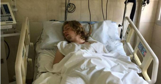 Rugbiers fajaron a pibe en un boliche y lo mandaron al hospital