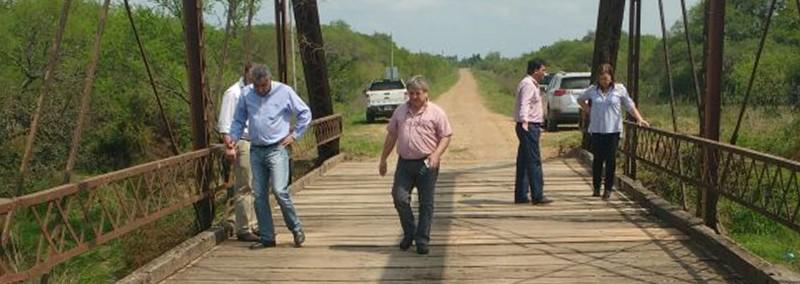 Trabajan para mejorar la situación de la red vial entrerriana