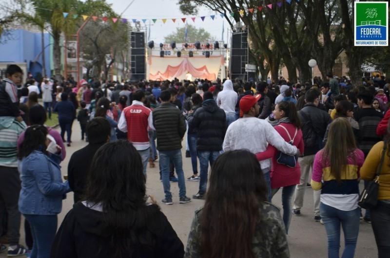 Este sábado habrá recital de Nico Mattioli en Plaza Urquiza