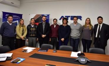 ATER y municipios coordinan control fiscal conjunto
