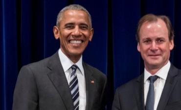 Bordet avanzó con Obama en una visita de empresarios norteamericanos a Entre Ríos