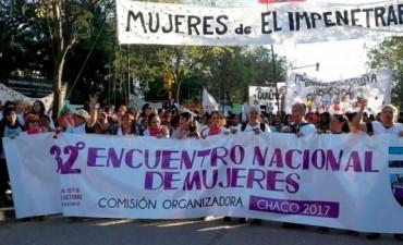 EN RESISTENCIA, CHACO SE CONGREGARON MAS DE 70.000 MUJERES EN UN ESPACIO CONTRAHEGEMONICO UNICO