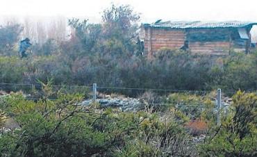 El cadáver encontrado en el río Chubut tenía el DNI de Santiago Maldonado