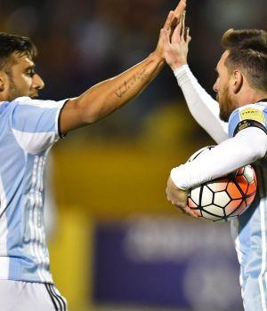 Así quedaron las posiciones de las Eliminatorias Sudamericanas