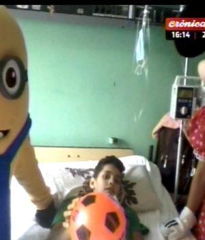 Murió nene correntino que no se pudo operar por ser pobre