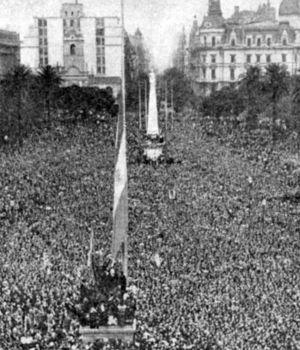 Perón y el ejército del pueblo trabajador