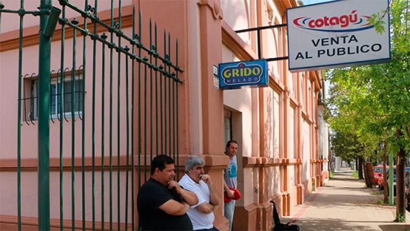 La histórica Cotagú cerró sus puertas: 40 familias se quedaron sin empleo