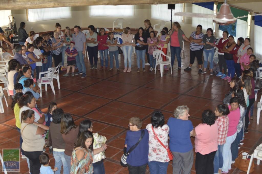 NUESTRA CIUDAD FUE SEDE DEL ENCUENTRO DE MUJERES CAMPESINAS