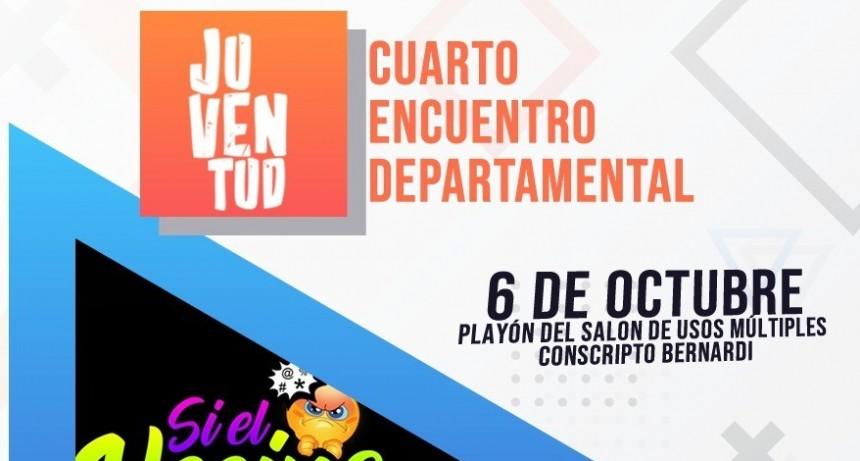 FEDERAL PRESENTE EN EL 4° ENCUENTRO DEPARTAMENTAL DE LA JUVENTUD DE CONSCRIPTO BERNARDI
