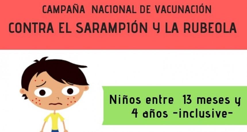 ÚLTIMO DÍA DE VACUNACIÓN EN BARRIO SALTO