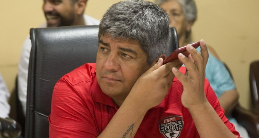 El juez Luis Carzoglio rechazó el pedido de detención de Pablo Moyano