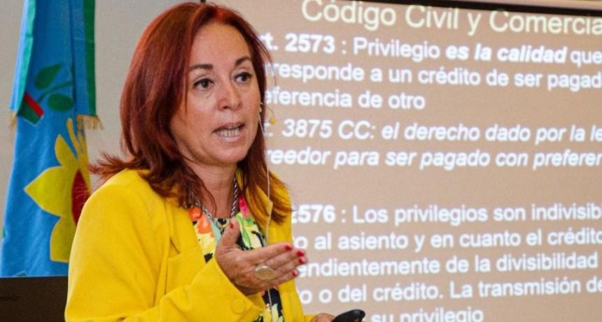 La fiscal Boquin denunció que el Gobierno busca flexibilizar leyes  El sueño de una offshore a la vuelta de la esquina