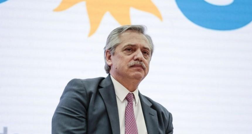 Alberto Fernández presentó el plan contra el hambre