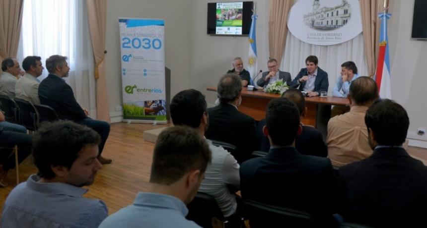 Se presentó el primer encuentro provincial de Agricultura Familiar y Desarrollo Rural