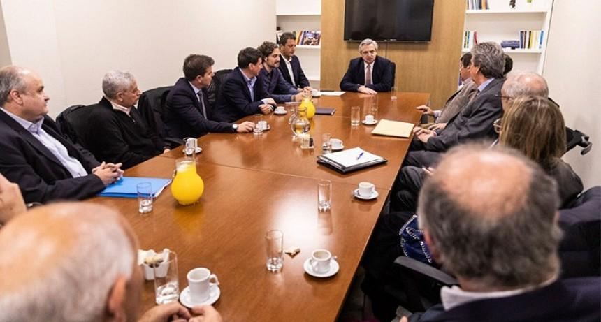 Fernández a Macri: