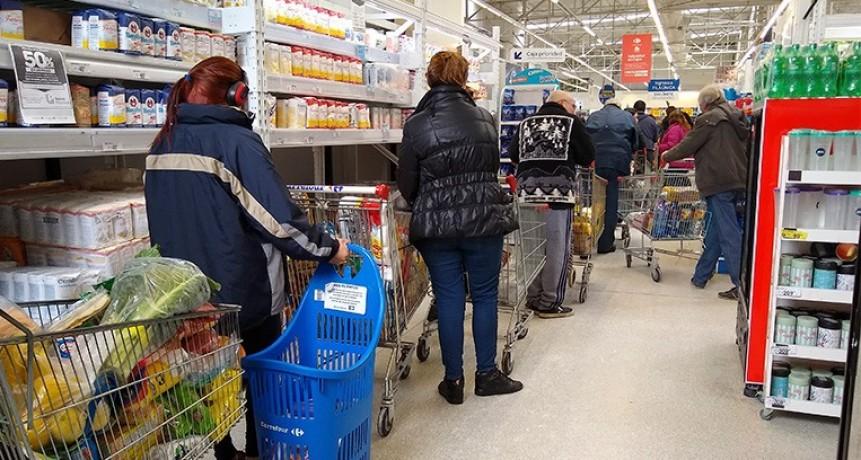 Inflación de 5,9% en septiembre: Los rubros y alimentos que más subieron