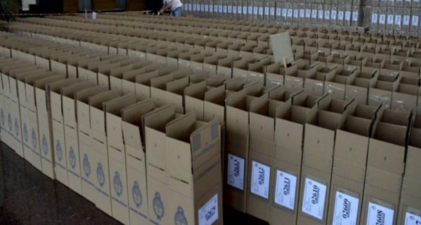 Elecciones generales 2019: oficializaron las boletas
