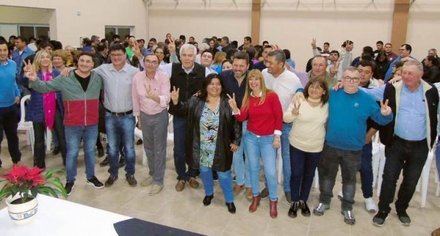 En el dia de la Lealtad: El Peronismo federalense se comprometió a lograr un amplio trinufo el 27 de octubre