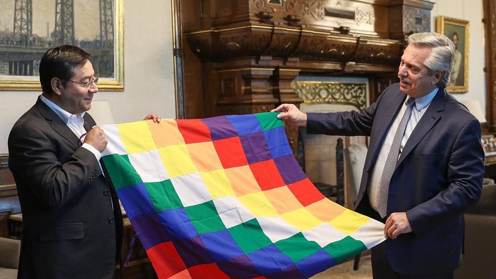 Alberto Fernández celebró que la democracia haya vuelto a Bolivia y llamó a reconstruir la Unasur