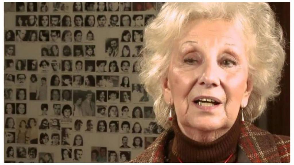 El 43 aniversario de Abuelas de Plaza de Mayo y el Día Nacional por el Derecho a la Identidad Estela Carlotto cumple 90 años: