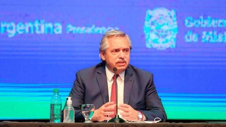 Alberto Fernández anunció la extensión de la cuarentena hasta el 8 de noviembre en el AMBA y 8 provincias