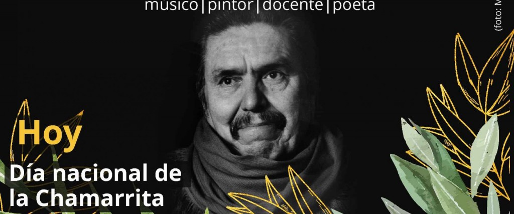 Homenaje al centenario de Linares Cardozo en el Día Nacional de la Chamarrita