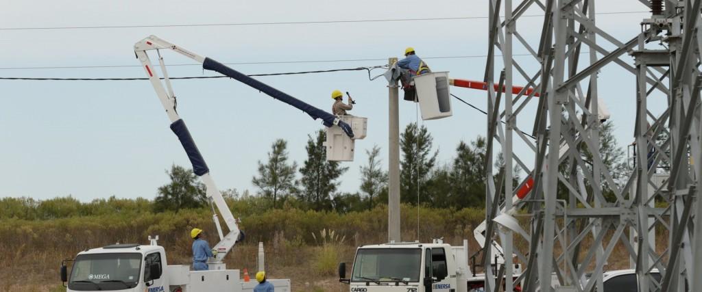 El gobierno ampliará el servicio eléctrico en el norte entrerriano