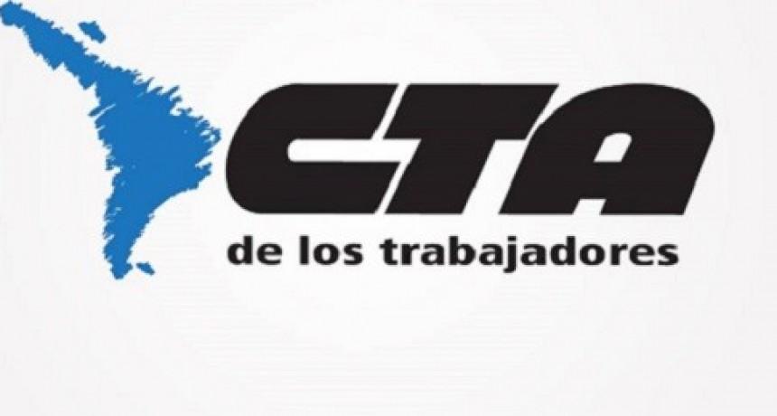 La CTA Entre Ríos expresó su solidaridad con integrantes del Proyecto Artigas