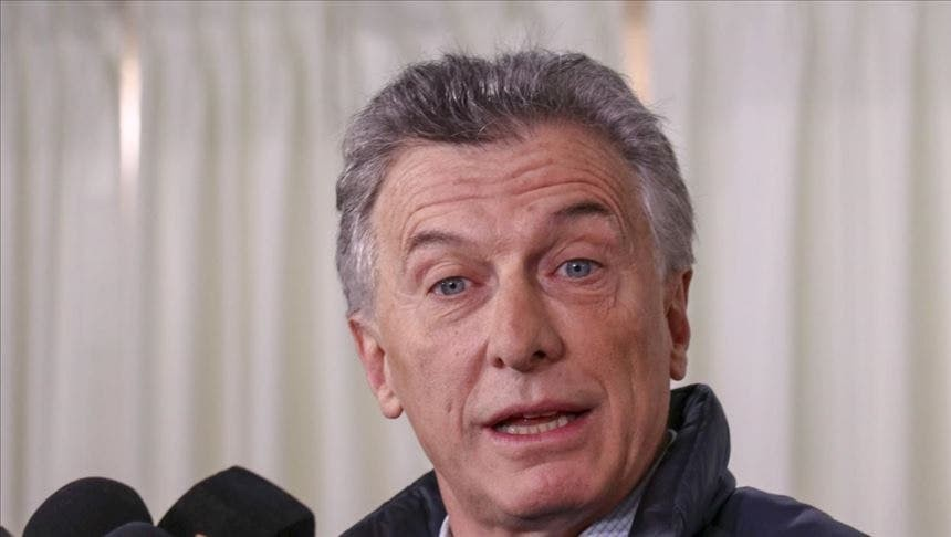 Le prohibieron la salida del país. Mauricio Macri fue citado a indagatoria por el espionaje a familiares de marinos del ARA San Juan