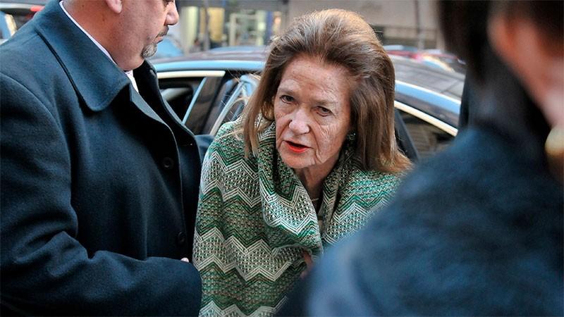 La jueza Elena Highton de Nolasco renunció a la Corte Suprema de Justicia