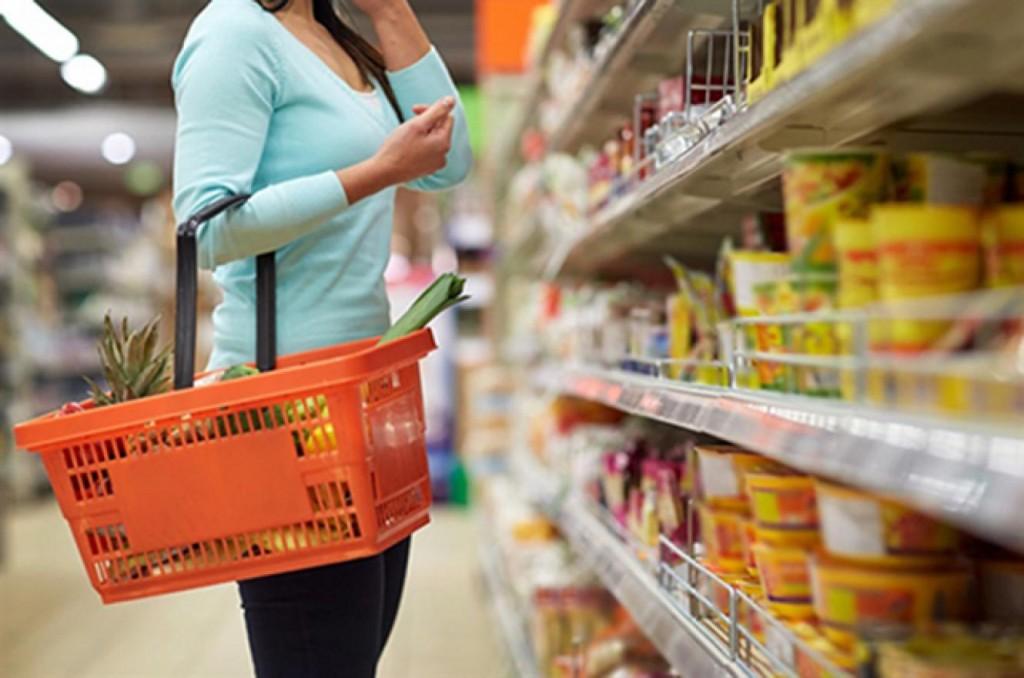 Congelarán precios de productos de la canasta básica por lo que resta del año