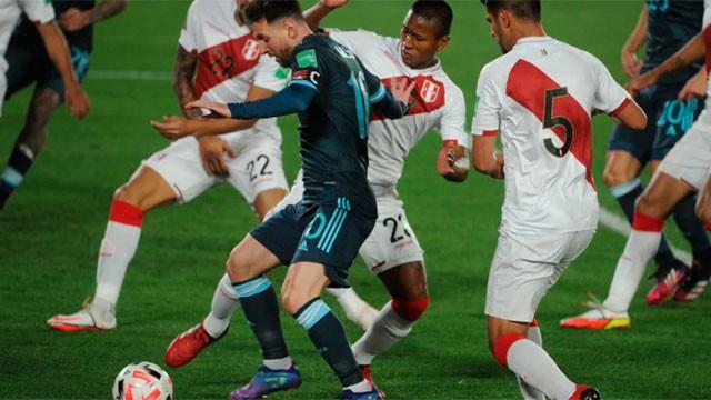 La Selección Argentina derrotó a Perú y quedó más cerca del Mundial de Qatar 2022