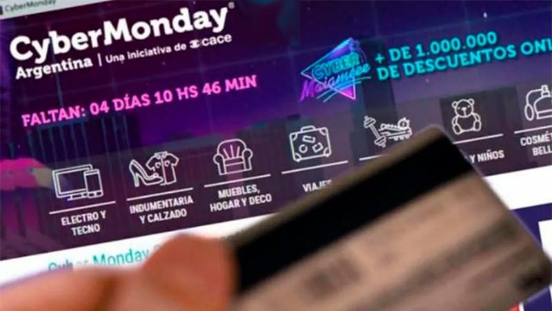 Se viene una nueva edición de CyberMonday: participarán más de 1.000 marcas