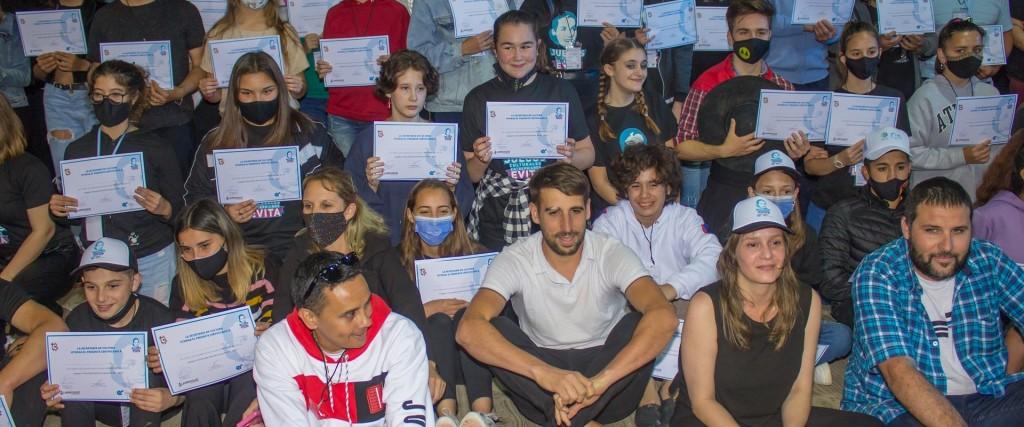 Se llevó a cabo la final provincial de la 16 ° Edición Juegos Culturales Entrerrianos Evita