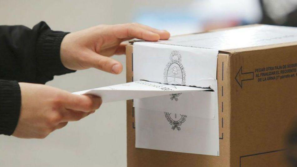 Aclaran que no hay impedimentos para que voten quienes no sufragaron en las PASO